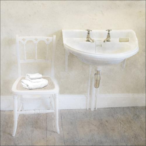 PDI Open Colour FIAP Silver Maids Bathroom Patricia Margaret Frewin England