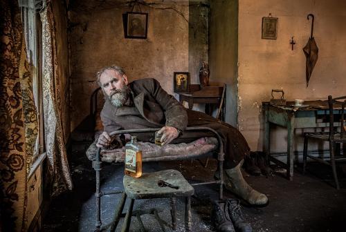 PDI Open Colour MCPF Ribbon Whisky Time John Sheridan Ireland