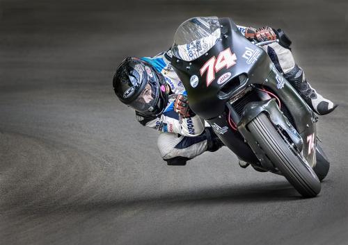 PDI Open Colour PSA Silver Rider 74 David Hopes Wales