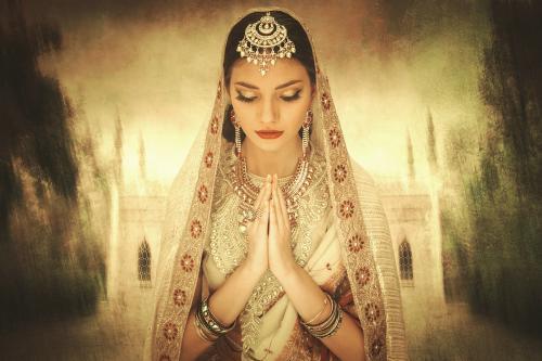 PDI Creative MCPF Ribbon The Bride from Varanasi Paul Reidy Ireland