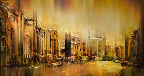 PDI Creative PAGB Gold Golden Venice Cliff Spooner England