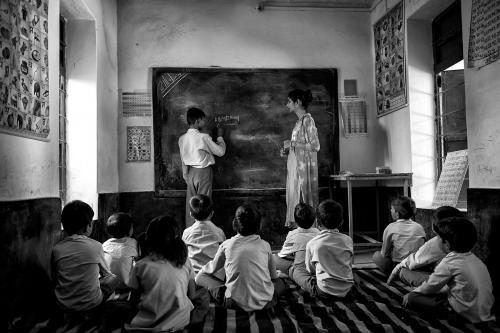 PDI Open Monochrome PSA Silver Classroom Amani Alqahtani Saudi Arabia