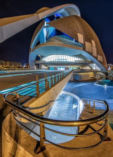 PDI Scapes FIAP Gold City of Arts Valencia Vincent Scothern England