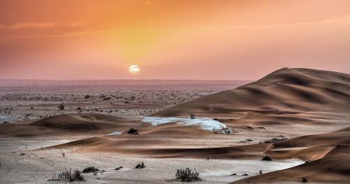 PDI Scapes FIAP Ribbon Sunrise on the Namib Kath Aggiss England