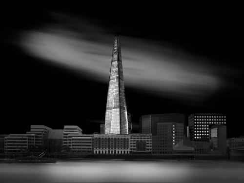 PDI Scapes PSA Bronze London Waterfront David Lowe England