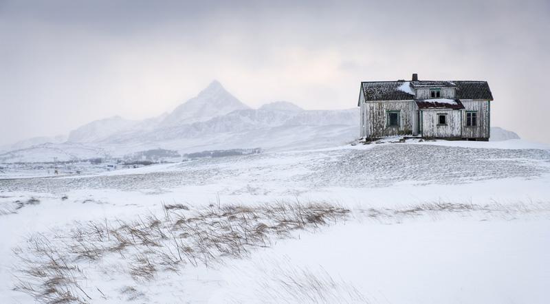 FIAP Ribbon - Icy Isolation - Bob Johnston ARPS - England