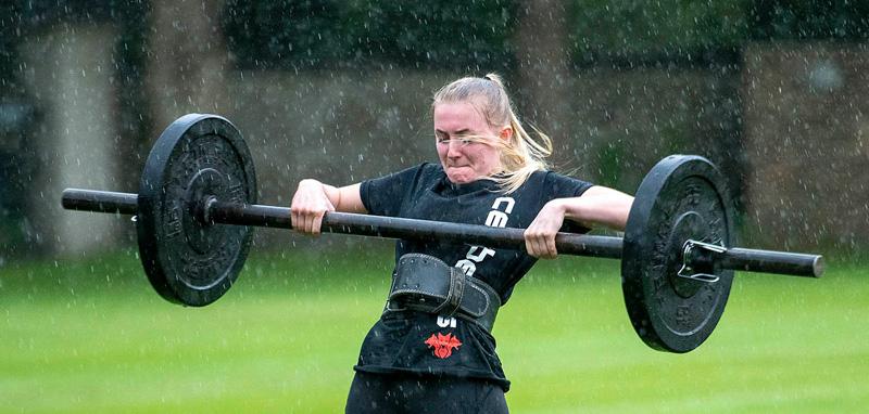 MCPF Ribbon - When It's Wet - Philip Downie Title - Scotland