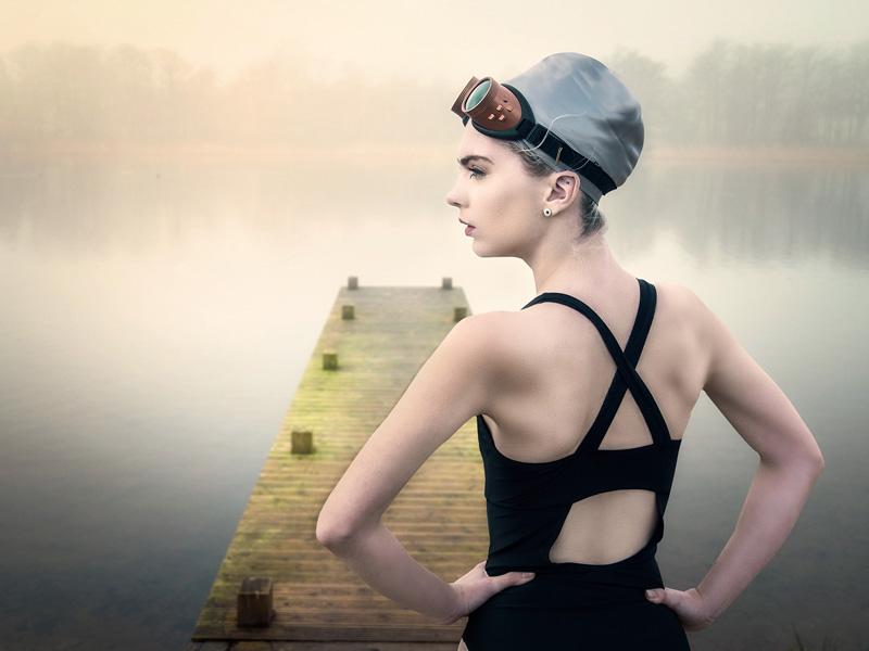 PAGB Silver - Open Water Swimmer - Gwynfryn Jones EFIAP DPAGB - Wales