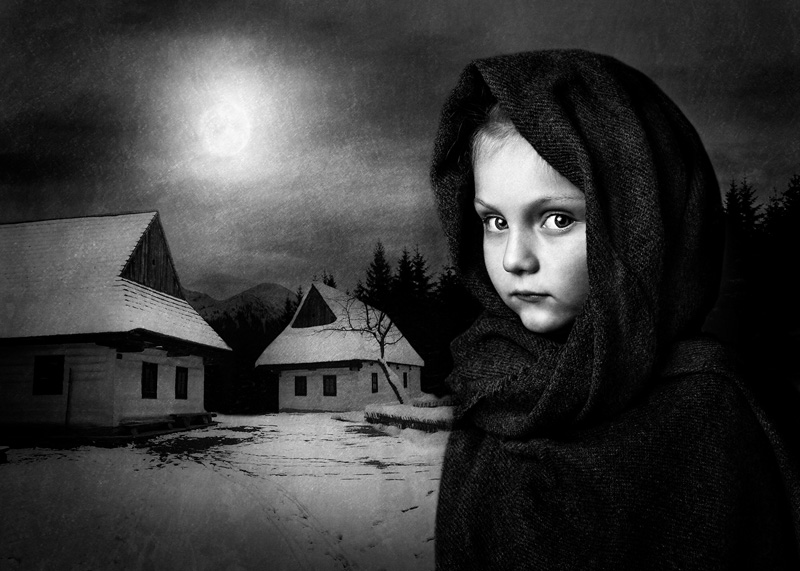 PAGB Ribbon - Village of Frozen Dreams - Michael Strapec EFIAP LIPF - Ireland