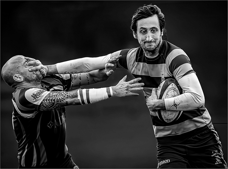 PAGB Gold - Eye Contact - Stuart Daffin LRPS EFIAPb BPE5 - England 1