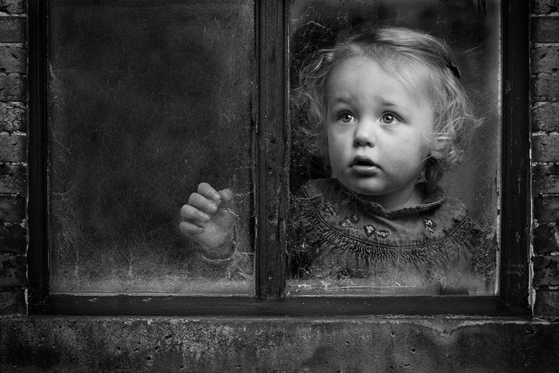 PSA Gold - Through the Window - Lynne Morris MPAGB FBPE AFIAP AWPF - Wales